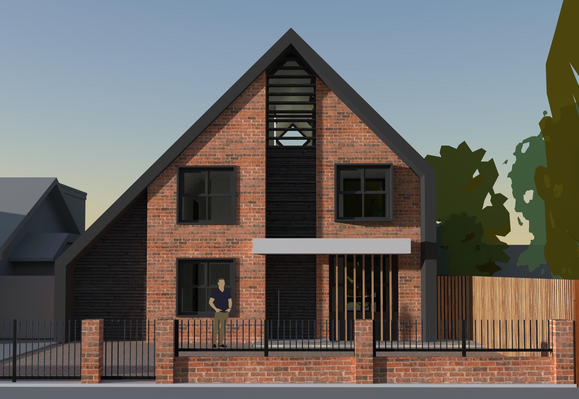 House at Hampton – London