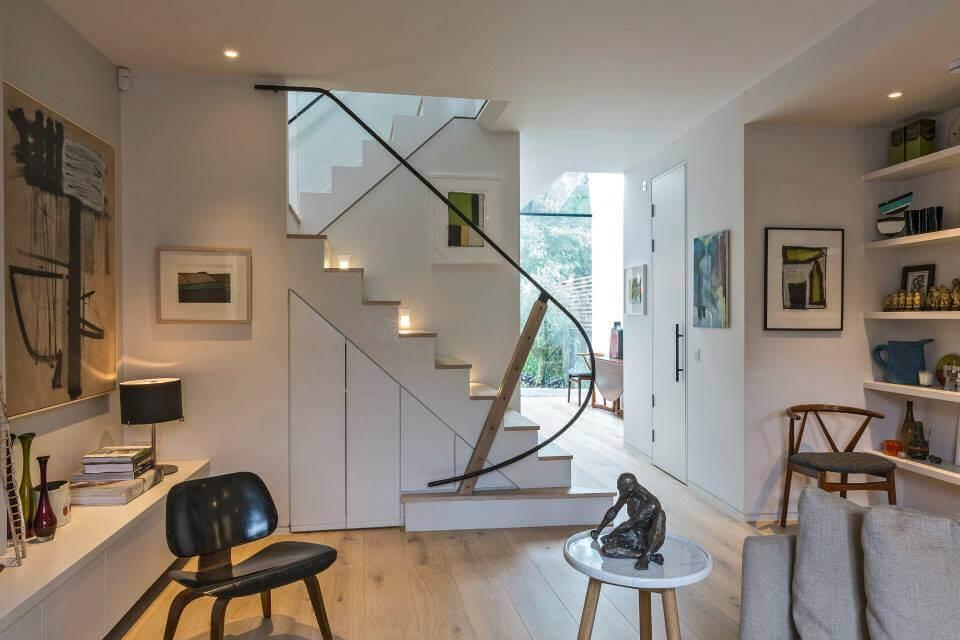A Staircase in Camden