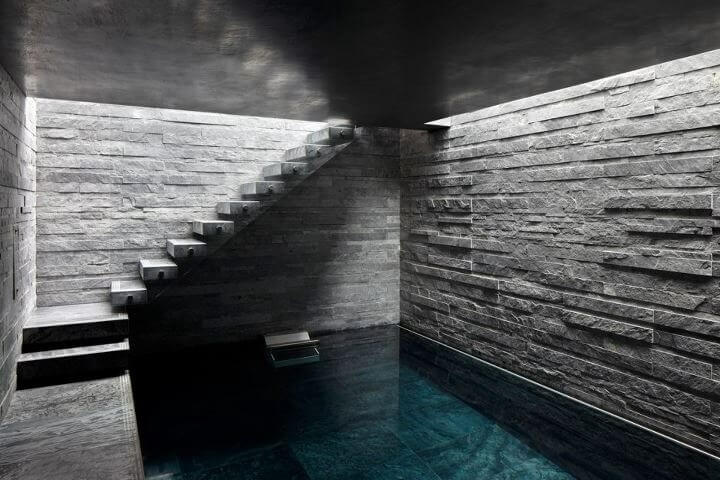 Basement Swimming Pool in Hampstead