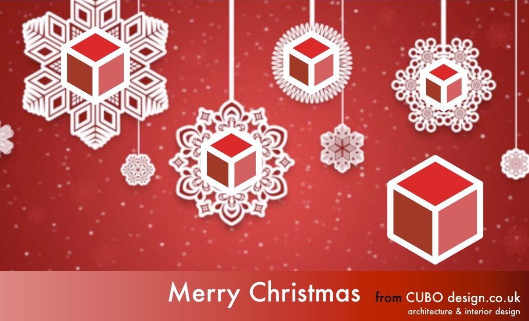 Merry Christmas from Cubo Design