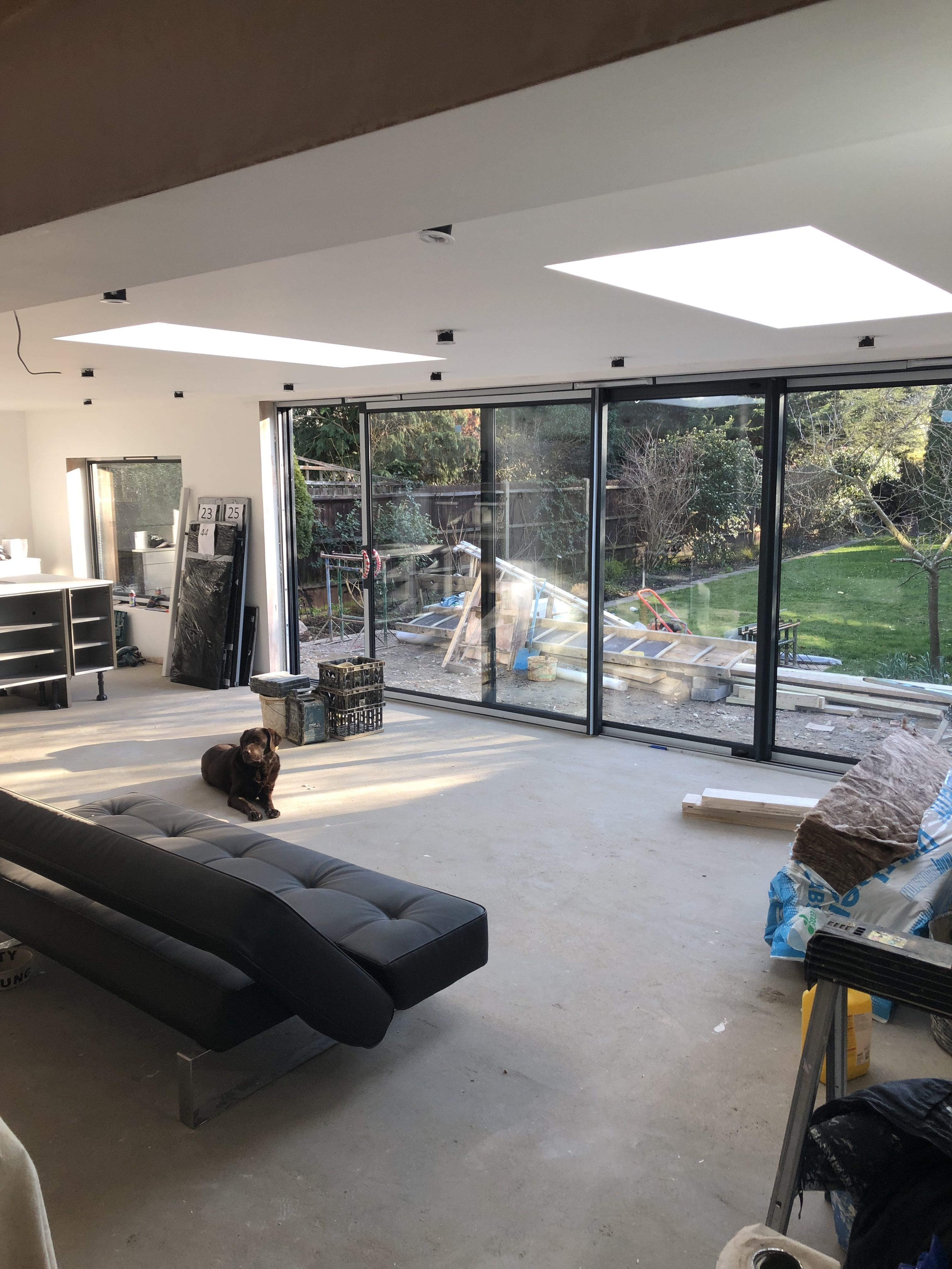 Teddington rear extension