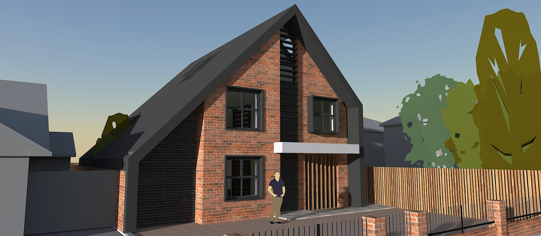 Planning Application on the way!